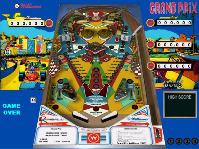 Grand Prix (1977 Williams) by Ash released on January 10, 2003